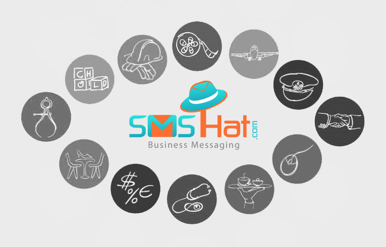 Bulk SMS for Hospitals Online Services Real Estate and all kind of industries
